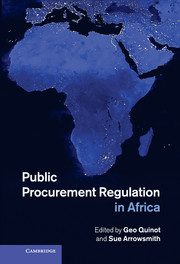 Public Procurement Regulation in Africa