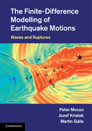 The Finite-Difference Modelling of Earthquake Motions