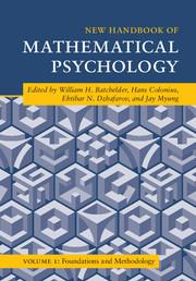 New Handbook of Mathematical Psychology