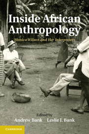 Inside African Anthropology