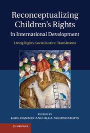 Reconceptualizing Children's Rights in International Development
