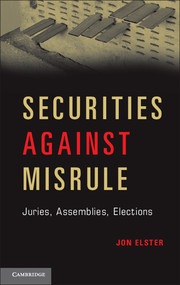 Securities against Misrule