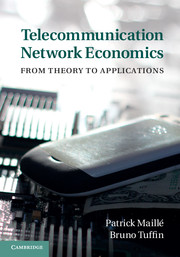 Telecommunication Network Economics