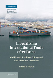 Liberalizing International Trade after Doha