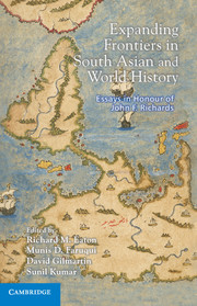 Expanding Frontiers in South Asian and World History