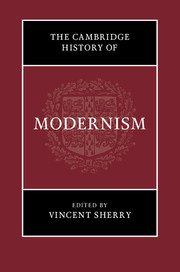 The Cambridge History of Modernism