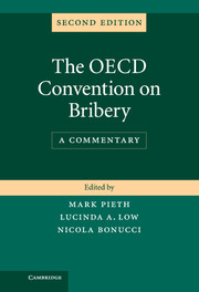 The OECD Convention on Bribery