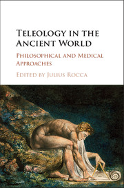 Teleology in the Ancient World