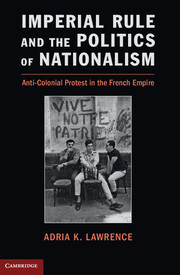 Imperial Rule and the Politics of Nationalism