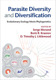 Parasite Diversity and Diversification