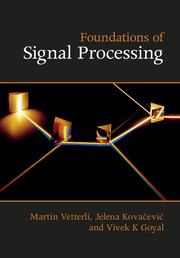 Foundations of Signal Processing