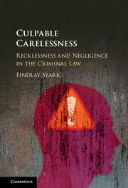 Culpable Carelessness