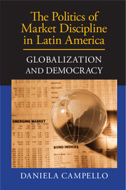 The Politics of Market Discipline in Latin America