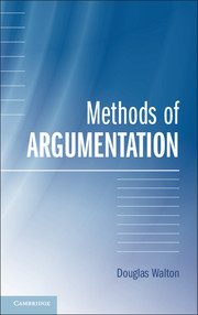 Methods of Argumentation