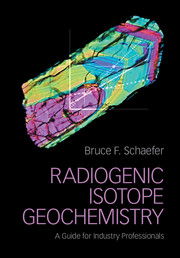 Radiogenic Isotope Geochemistry