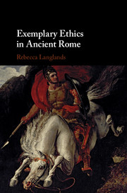 Exemplary Ethics in Ancient Rome