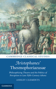 Aristophanes' Thesmophoriazusae