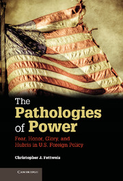 The Pathologies of Power