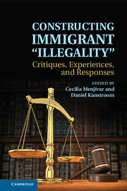 Constructing Immigrant 'Illegality'