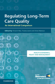 Regulating Long-Term Care Quality