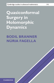 Quasiconformal Surgery in Holomorphic Dynamics
