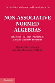 Non-Associative Normed Algebras