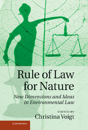 Rule of Law for Nature