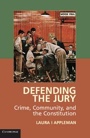 Defending the Jury