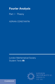 London Mathematical Society Student Texts