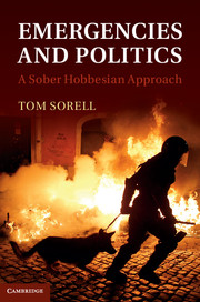 Emergencies and Politics