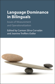 Language Dominance in Bilinguals