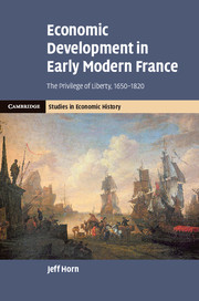 Economic Development in Early Modern France