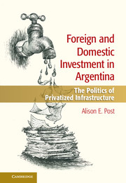 Foreign and Domestic Investment in Argentina