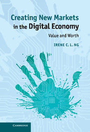 Creating New Markets in the Digital Economy
