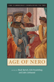 The Cambridge Companion to the Age of Nero