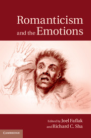 Romanticism and the Emotions