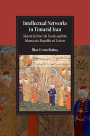 Intellectual Networks in Timurid Iran