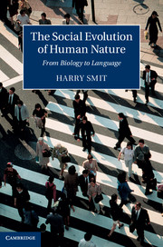 The Social Evolution of Human Nature