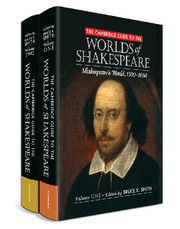The Cambridge Guide to the Worlds of Shakespeare