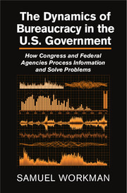 The Dynamics of Bureaucracy in the US Government
