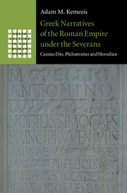Greek Narratives of the Roman Empire under the Severans