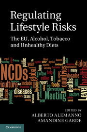 Regulating Lifestyle Risks