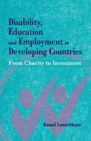Disability, Education and Employment in Developing Countries