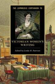 The Cambridge Companion to Victorian Women's Writing