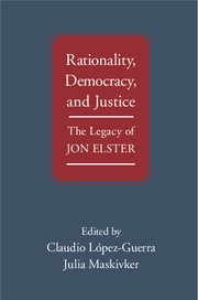Rationality, Democracy, and Justice