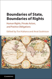 Boundaries of State, Boundaries of Rights