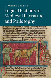 Logical Fictions in Medieval Literature and Philosophy