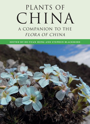 Plants of China