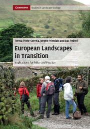 European Landscapes in Transition