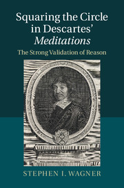 Squaring the Circle in Descartes' Meditations